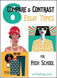 How to write a compare and contrast essay thesis - Snug